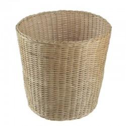 Weaved Vine Towel Basket
