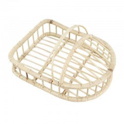 Natural Bamboo Shoes Tray