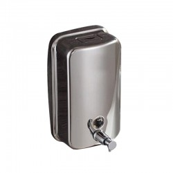 304 Stainless Steel Wall Mounted Soap Dispenser 1pc pack