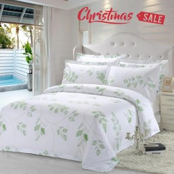 100 Percent Cotton Hotel Bedding Sets with Printed Design