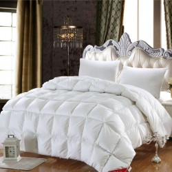 Silk Like Fiber Duvet 350GSM for Winter 10pcs pack