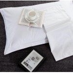Cotton mixed Polyester Pillow Case 300TC 100pcs pack