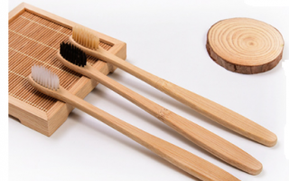 Eco-friendly and Natural Bamboo Toothbrush Bamboo Comb Bamboo Razor