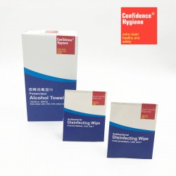 Confidence Hygiene High-quality Disinfectant Alcohol Towels