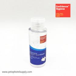 Confidence Hygiene Antibacterial Hand Sanitiser Portable Size 60ml 2 oz