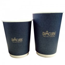 Disposable Double Walls Paper Cup