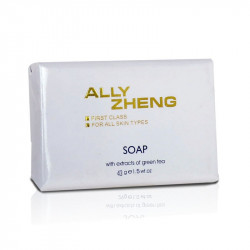 ALLY ZHENG Classic 43gm 1.5oz Body soap 300pcs pack