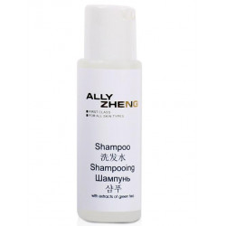 ALLY ZHENG Cobalt Blue Shampoo 60ml 200pcs pack