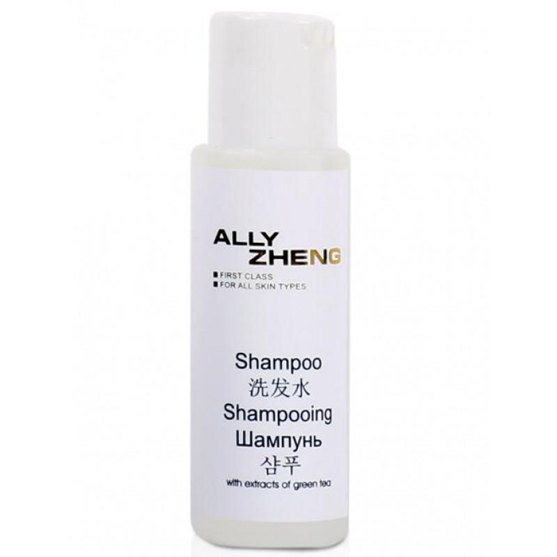 ALLY ZHENG Cobalt Blue Shampoo 60ml 200pcs pack
