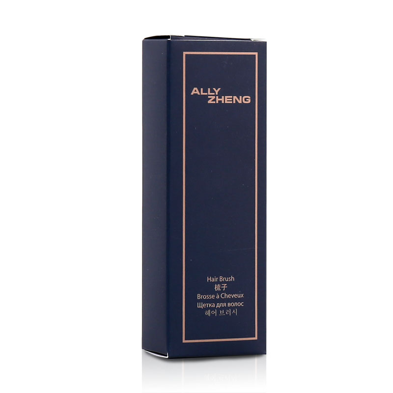 ALLY ZHENG Cobalt Blue Folding Hair Comb 600pcs pack