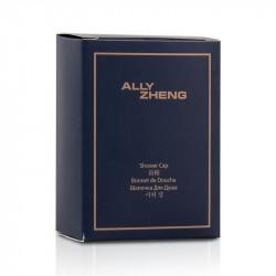 ALLY ZHENG Cobalt Blue Shower cap 600pcs pack