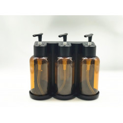 300ml Tamper-proof Bathroom Soap Liquid Dispenser