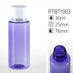 30ml Purple PET Empty Lotion Bottle