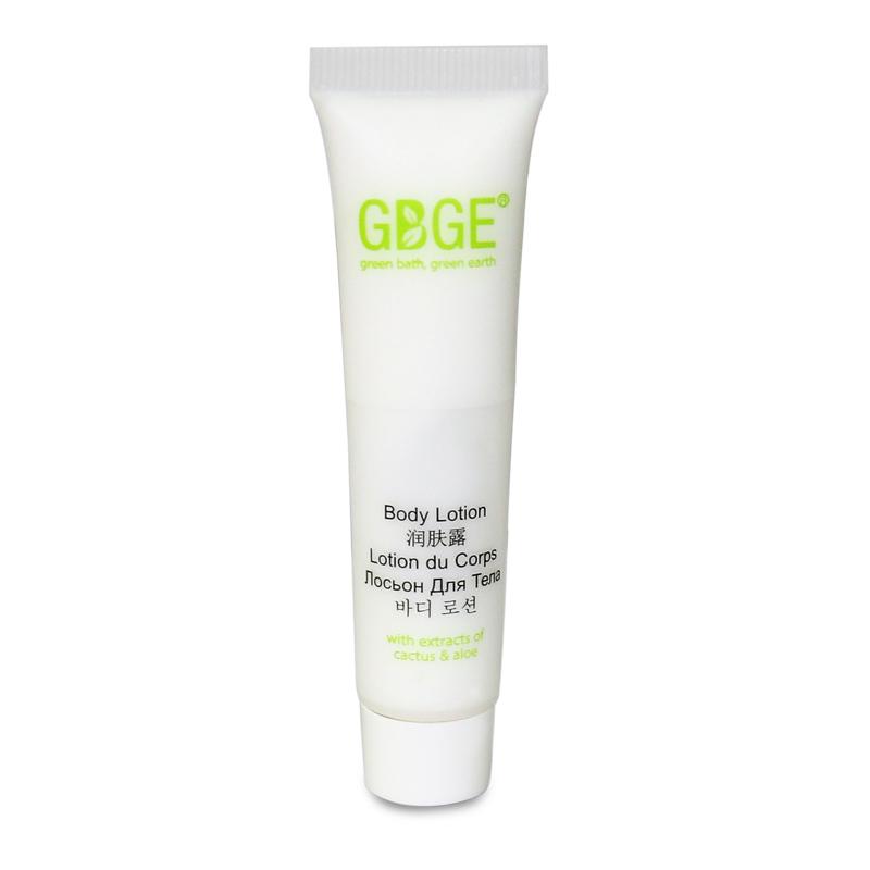 GBGE Budget 20ml Body Lotion 20ml 600pcs pack