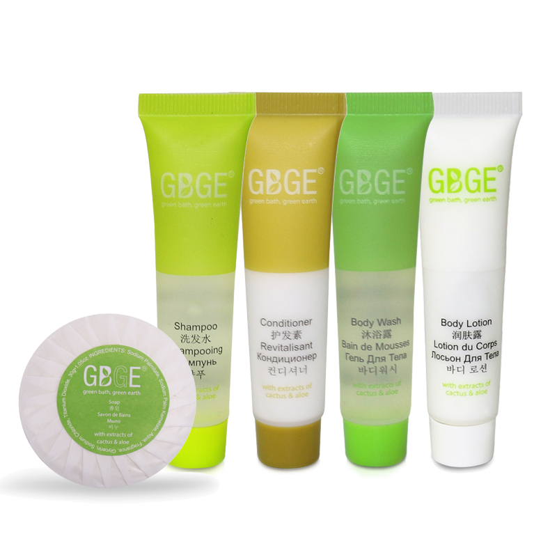 GBGE Basic Hotel Amenity Set