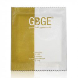 GBGE Budget Sanitary bag 2000pcs pack