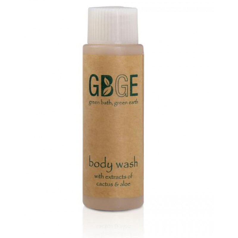 GBGE ECO Body Wash 30ml 400pcs pack