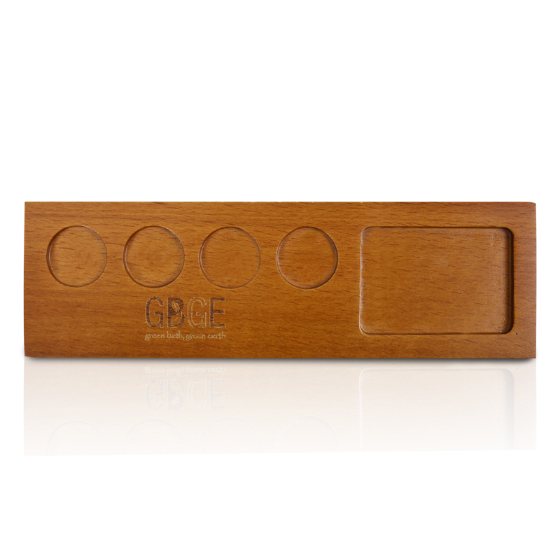 GBGE ECO Wooden tray 50pcs pack