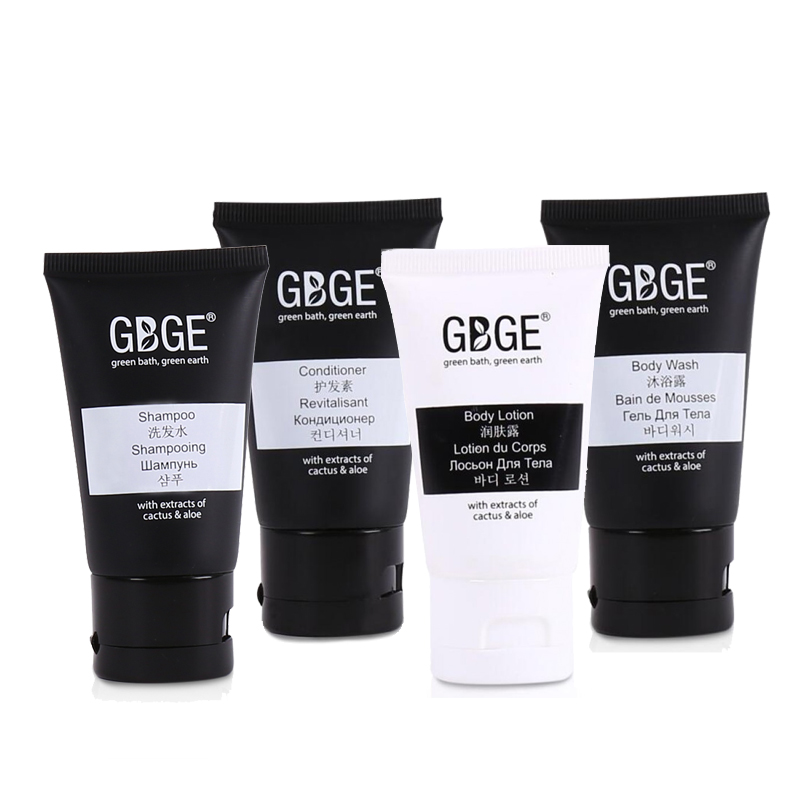 GBGE Business Black Collection Hotel Amenities