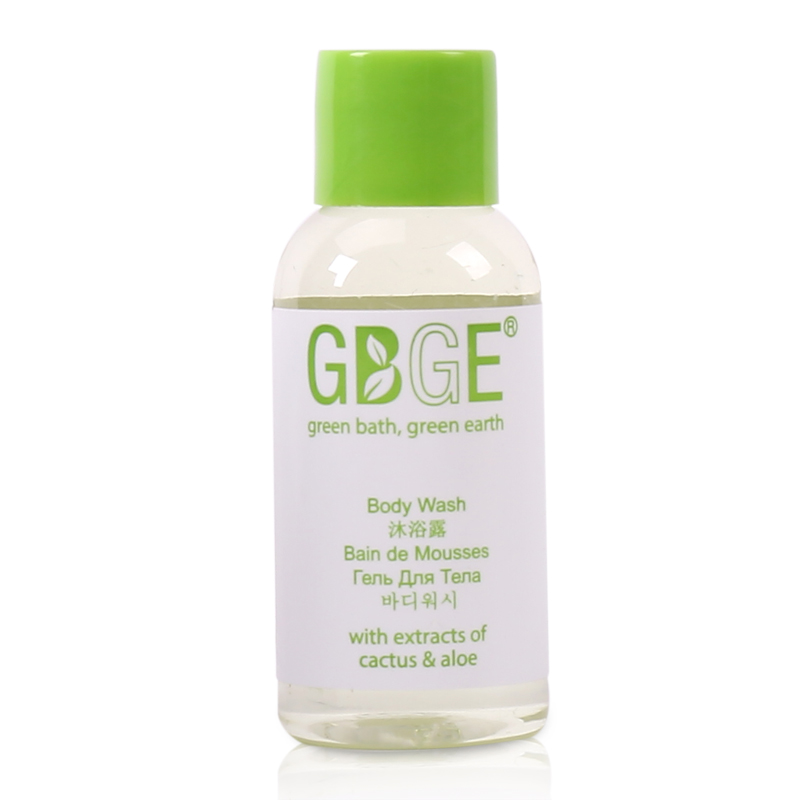 GBGE classic Body wash 35ml 300pcs pack