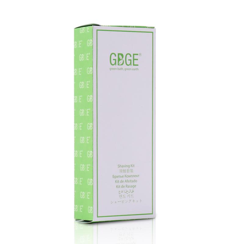 GBGE fresh Turtle Shaving kit 400pcs pack