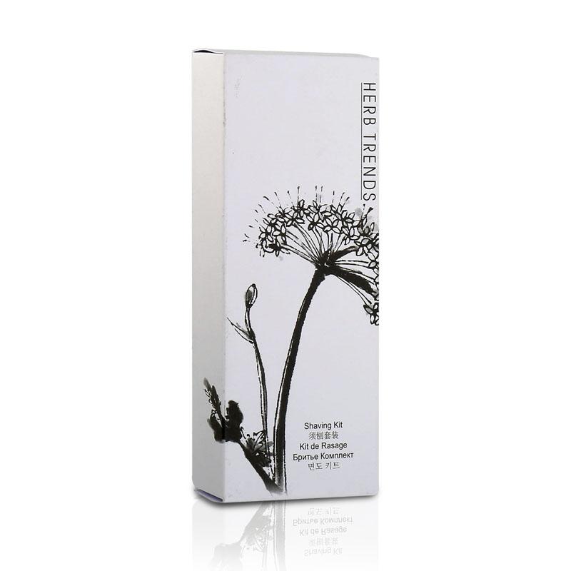Herb Trends Botanic Shaving kit 400pcs pack