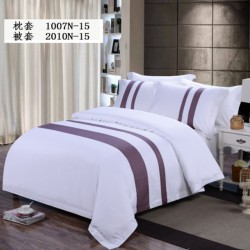 JOSHUA Cotton 300TC Yan Dyed 2010N Bedding Set
