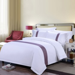 JOSHUA Cotton 300TC Yan Dyed 20N Bedding Set