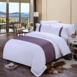 JOSHUA Cotton 300TC Yan Dyed 50N Bedding set