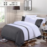 JOSHUA Cotton 300TC Yan Dyed 8010N Bedding Set