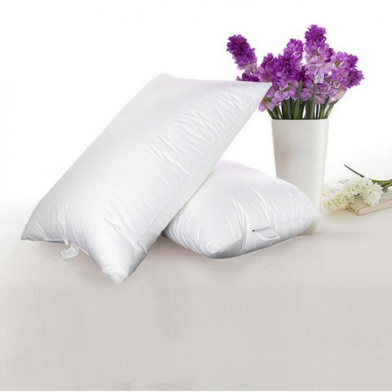 Micro Fiber ​Pillow with Down Proof Fabric 10pcs pack