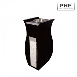 Lobby Rubbish Bins Ash Bin 1pc pack
