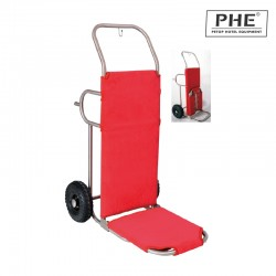 Bell Boy Trolley with  8 inch Swivel Castors 2pcs pack