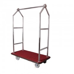 Large Lobby Luggage Cart 1pc pack