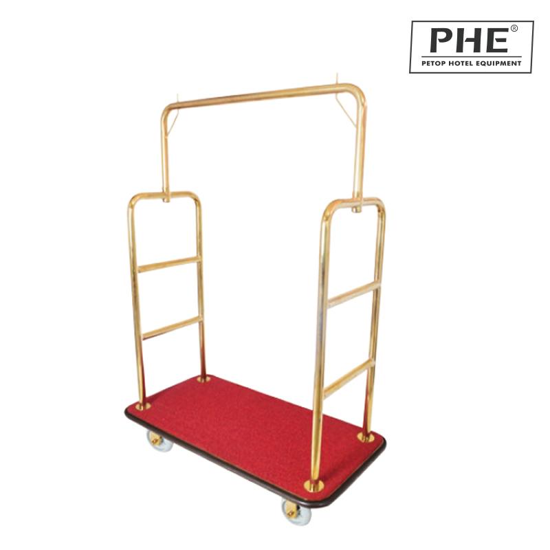 Titanium Bellman Carts Luggage Cart 1pc pack