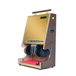 Automatic Shoe Polish Machine