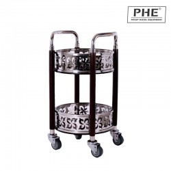 Wine and Liquor Trolley 1pcs pack