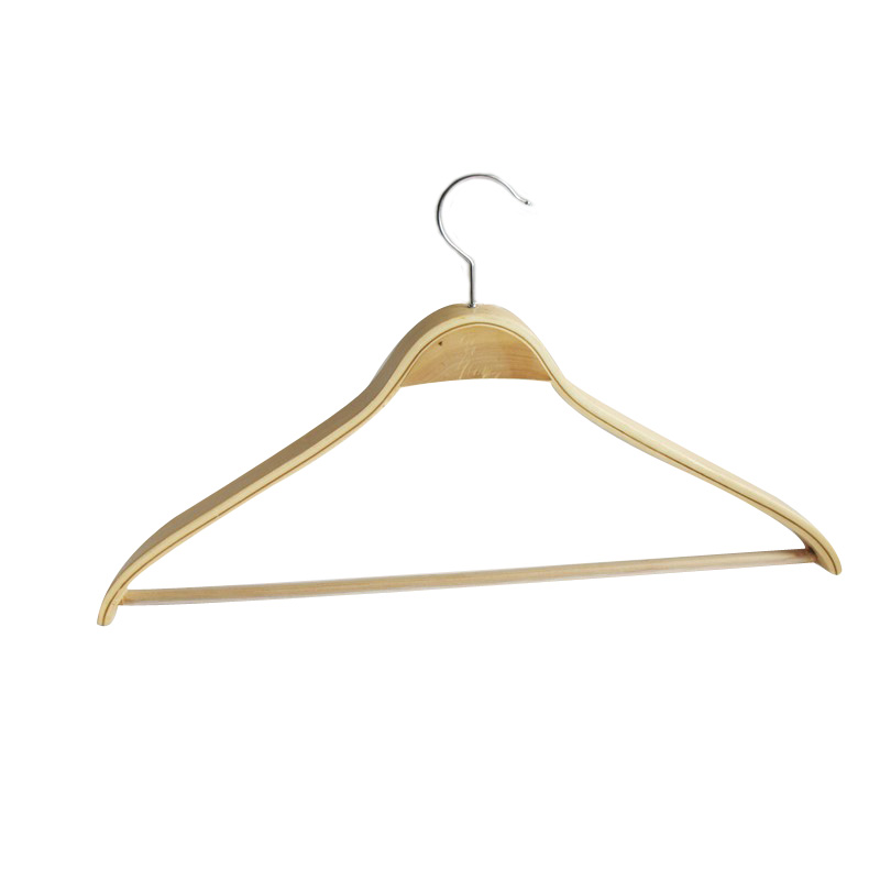 Ecru Limination Mens Suit Hanger 30pcs pack