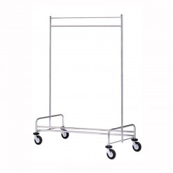 Stainless Steel Utility Cart 1pcs pack