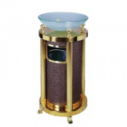 Egyptian Revival  Style Deluxe Lobby Ash Bin 1pc pack