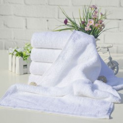 16S Ring Spun Cotton Bath Towel 40pcs pack