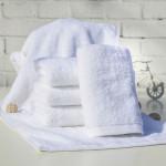 16S Ring Spun Cotton Bath Towel 40pcs pack