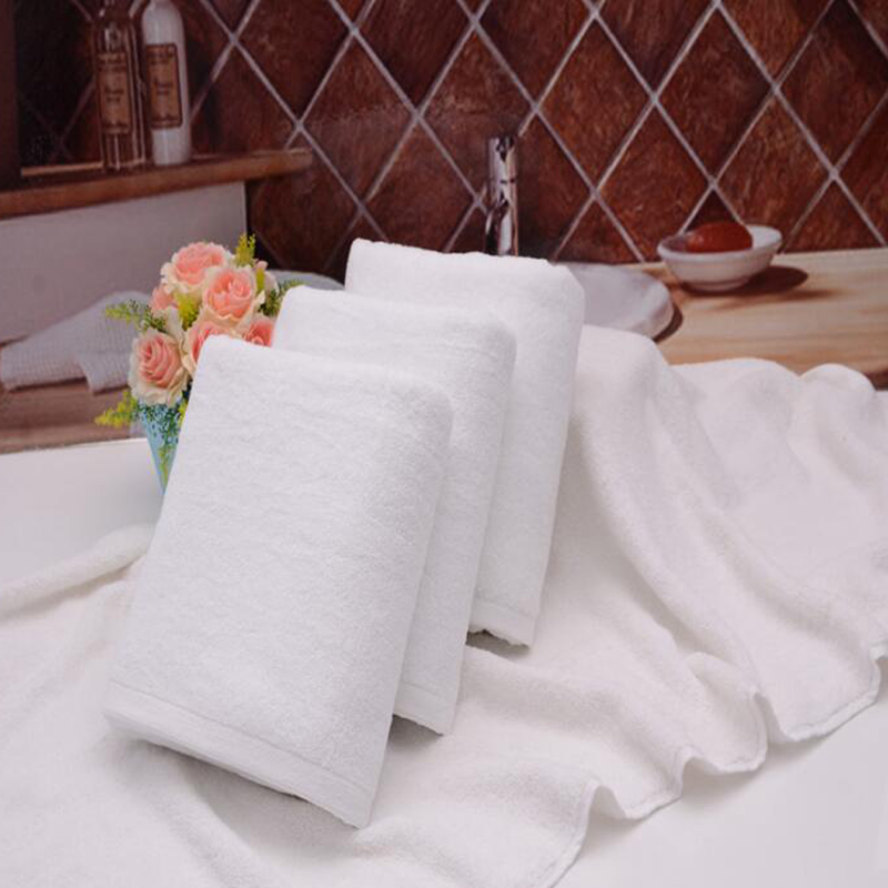 32S Double Loop Terry Bath Towel 40pcs pack