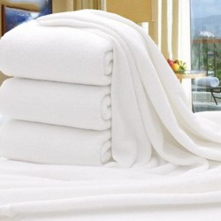 Budget 21S Cotton Bath Towel 50pcs pack