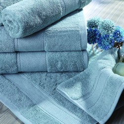 Star Hotel 16S Cotton Yarn Dyed Dobby Jacquard Bath Towel 40pcs pack