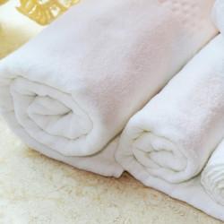 Star Hotel 21S Cotton Jacquard Bath Towel 40pcs pack