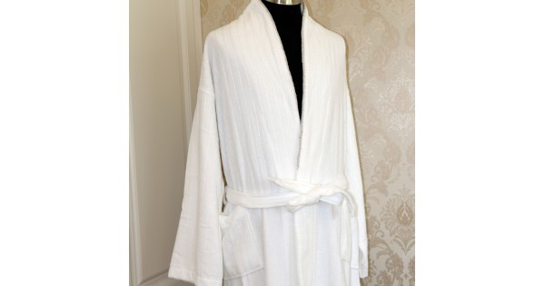 d4a95d6cfe Luxury Cotton White Hotel Bathrobe China Hotel Supplies