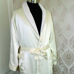 Double Layer Silk Like Shell Bathrobes 20pcs pack
