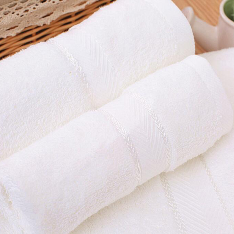 16S Dobby Sateen Combed Cotton Hand Towel 150pcs pack