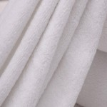 32S Double Yarn Plain Wave Cotton Hand Towel 150pcs pack